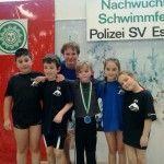 Nikolausschwimmen 2014
